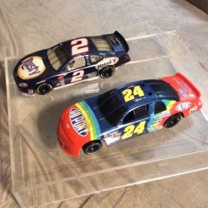 NASCAR collectors die cast cars